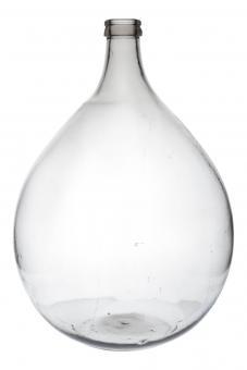 Glasballon 54000ml weiß blank 52mm Stück