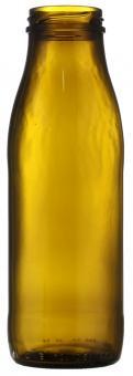 Weithalsflasche 500 ml braun TO48
