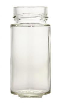 Weithalsglas Vaso Plus (Hohe Version) 106ml weiß TO43 Deep Stück