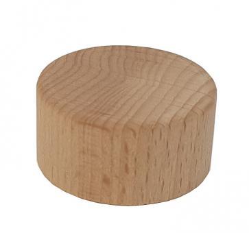 GCMI400/28 - Schraubverschluss Holz natur Stück