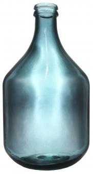 Glasballon 12700ml blau Stück