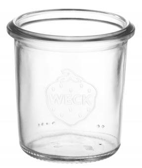 Sturzglas 140ml weiß RR60 (Weck)