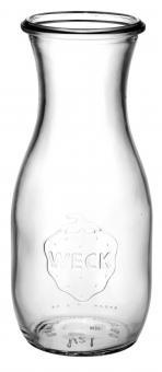 Saftflasche 500ml weiß RR60 (Weck) Stück