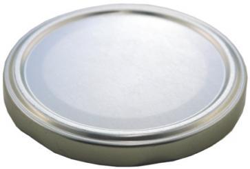 Deckel TO53 silber Nicht für ölhaltige Inhalte geeignet! Beutel à 100 Stück