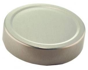 Deckel TO78Lang silber Beutel à 100 Stück
