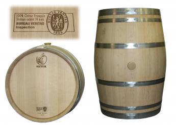Barriquefass 225 L Meyer,  American OAK Tradition medium