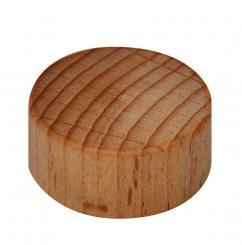 GCMI400/33 - Schraubverschl. Holz natur Stück