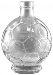 Fußball 200ml weiß 18mm