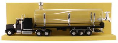 LKW Westernstar schwarz Kunststoff mit Glastank 500ml Stück
