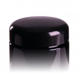 Drehverschluss 54 mm schwarz