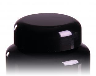 Drehverschluss 58 mm schwarz