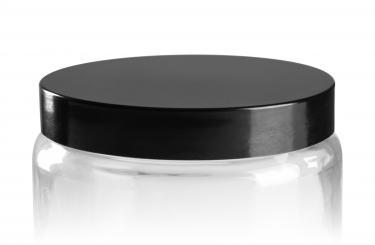 Schraubverschluss schwarz Bakelit 100mm/R3 Stück
