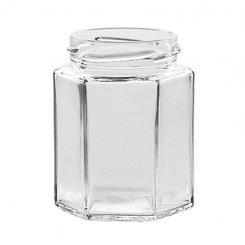 Verpackungsglas 191 ml TO 58