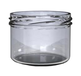 Verpackungsglas 230 ml TO 82