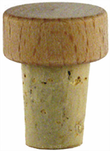 Scheibe natur/roh 15mm HGK 22/10 - 16/13mm Stück