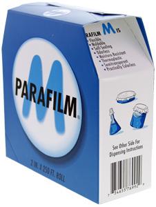 Parafilm-M-75mx5cm im Dispenser-Kart. Stück