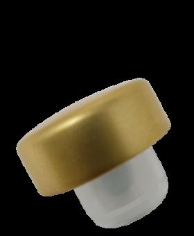 GCMI400/33 Schraubverschlussgold m. Ausgießer Stück