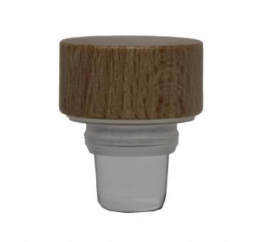 Vinolok High Top Holz natur 18,5mm Col. 601 Stück