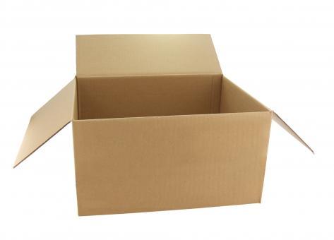 Karton klein 380x290x200 NEUTRAL Stück