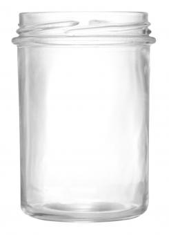 Sturzglas (Hoch) 230ml weiß TO66 Karton à 90 Stück