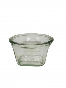 Quadro Glas 290ml weiß RR100 (Weck) Stück