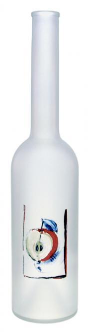 Apfel - Opera 500ml weiß-mattiert 19mm Stück