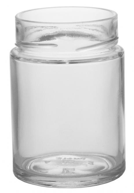 Weithalsglas Vaso Zen 314ml weiss TO78L Stück