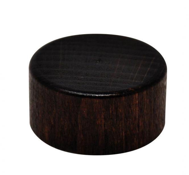 GCMI400/33 - Schraubverschl. Holz dunkelbraun Stück