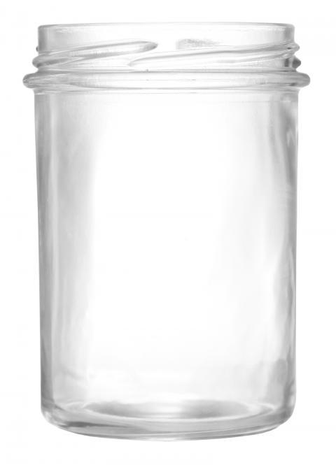 Sturzglas (Hoch) 230ml weiß TO66