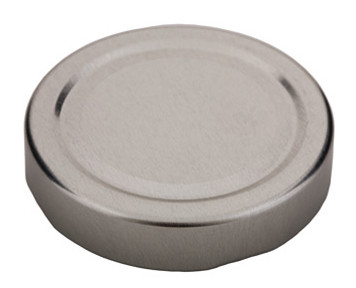 Deckel TO82 Deep silber -  ESBO reduziert Stück