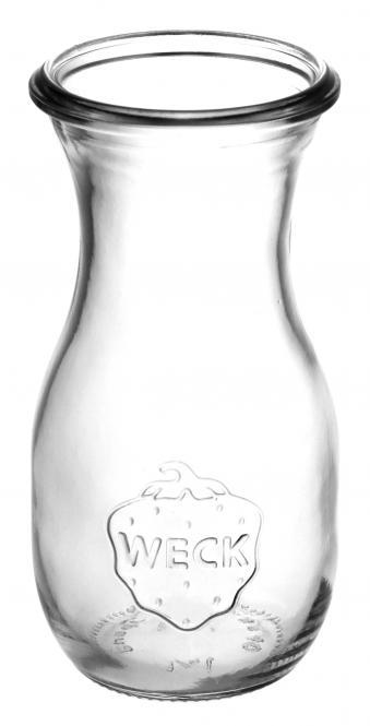 Saftflasche 250ml weiß RR60 (Weck) Stück