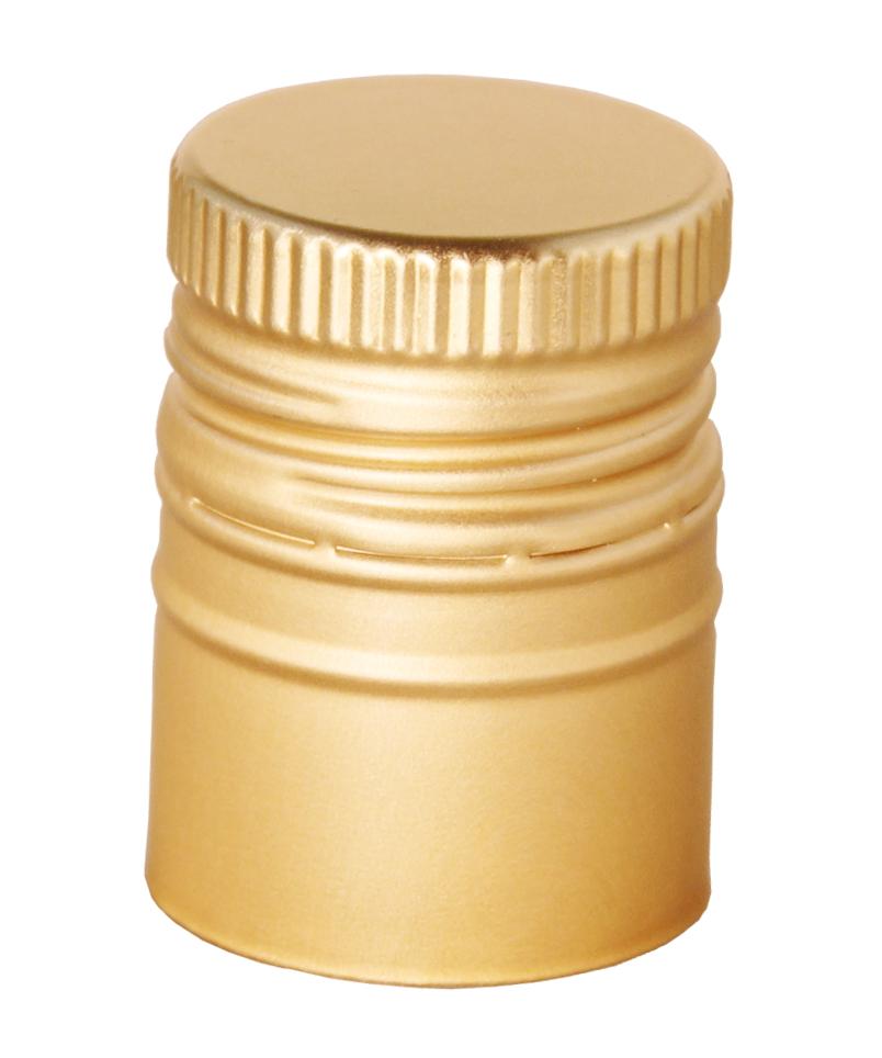 pp31 5 schraubverschluss longcap gold alu mit ausgie er gewinde st ck online kaufen. Black Bedroom Furniture Sets. Home Design Ideas
